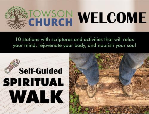 Self-Guided Spiritual Walk