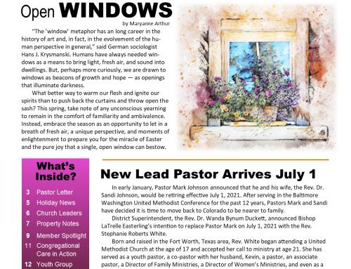 Spring 2021 High Spire newsletter released