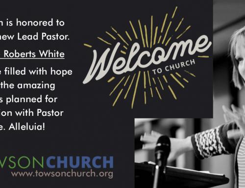 Welcome Lead Pastor June 11, 2021